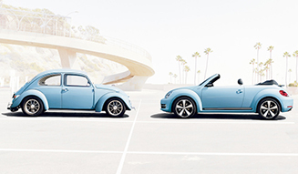 Volkswagen The Beetle Cabriolet 60's│フォルクスワーゲン ザ・ビートル カブリオレ 60's