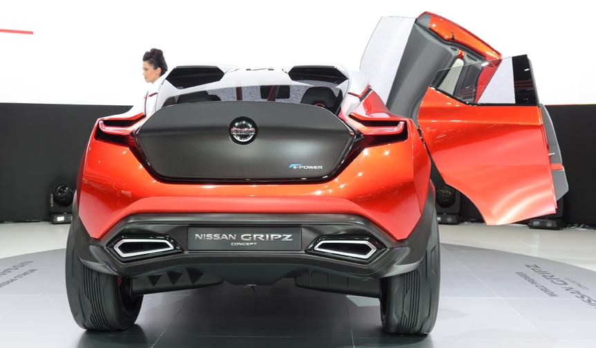 Nissan Gripz Concept|日産 グリップス コンセプト 05