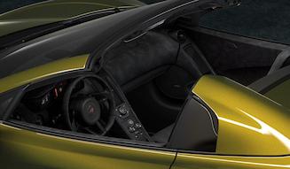 McLaren 675LT Spider|マクラーレン 675LT スパイダー