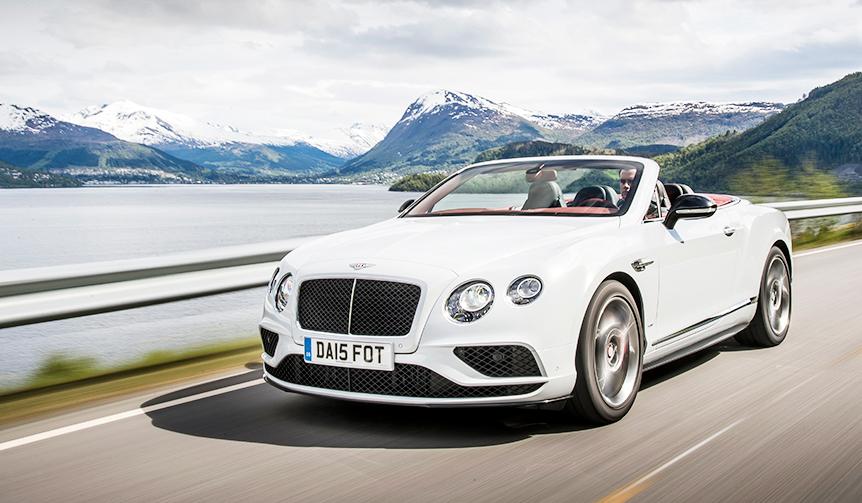 Bentley Continental GT V8 S Convertible|ベントレー コンチネンタルGT V8 S コンバーチブル