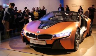 BMW i Vision Future Interaction|ビー・エム・ダブリュー iビジョン イントラクション
