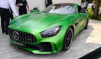 Mercedes AMG GT R メルセデス AMG GT R