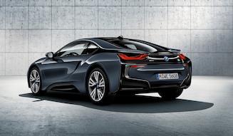BMW i8 Protonic Dark Silver|BMW i8 プロトニック ダーク シルバー