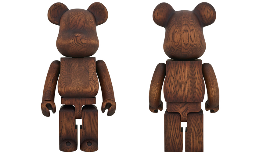 BE@RBRICK カリモク Antique Furniture Model 1000%|MEDICOM