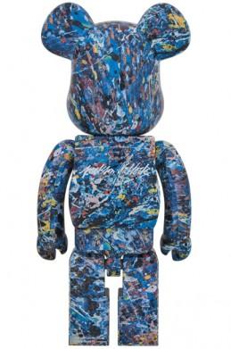 BE@RBRICK-Jackson-Pollock-Studio-1000%(WATER-PRINT)_2