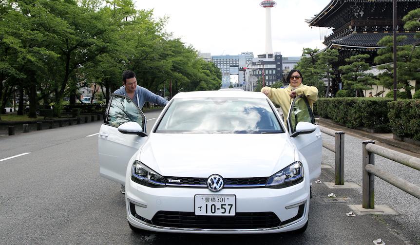 中村獅童がe-ゴルフで繰り広げるUnexpectedな旅 06