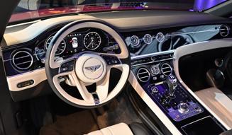 ベントレー コンチネンタル GT コンバーチブル