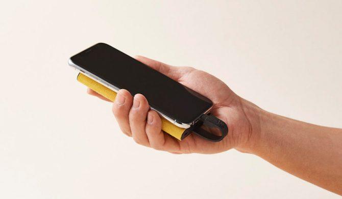 ニュアンス モバイルバッテリー