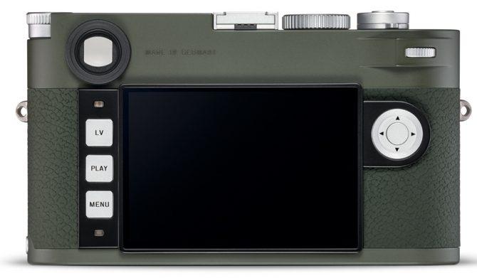 ライカ M 10-P サファリ