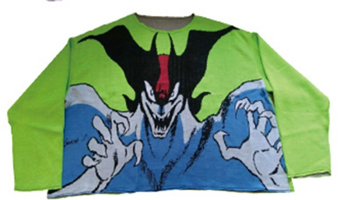CREW NECK SWEATER 'DEVILMAN'