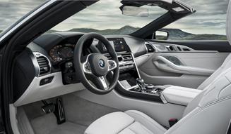 BMW M850iエックスドライブ カブリオレ