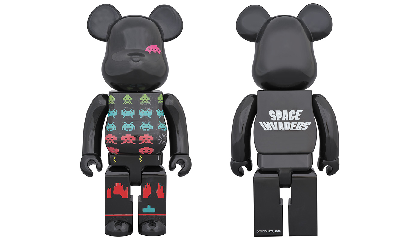 MBE@RBRICK SPACE INVADERS 400% & MLE SPACE INVADERS シリーズ|MEDICOM TOY