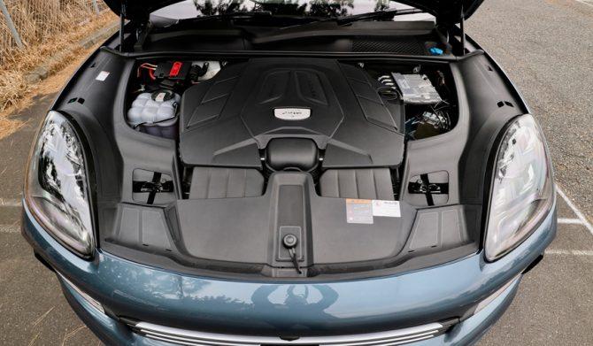 Porsche Cayenne ポルシェ カイエン