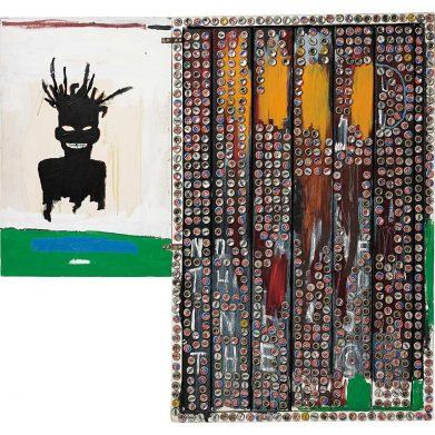 ニューヨーク・ダウンタウンに流星のごとく現れたアーティスト バスキア展 メイド・イン・ジャパン