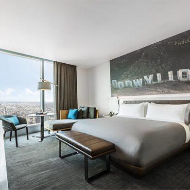 麗子の部屋❤ インターコンチネンタル ダウンタウン ロサンゼルス