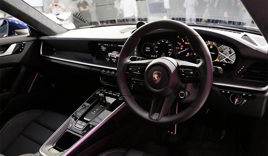 Porsche 911(Type992)|ポルシェ 911 (992型) 028