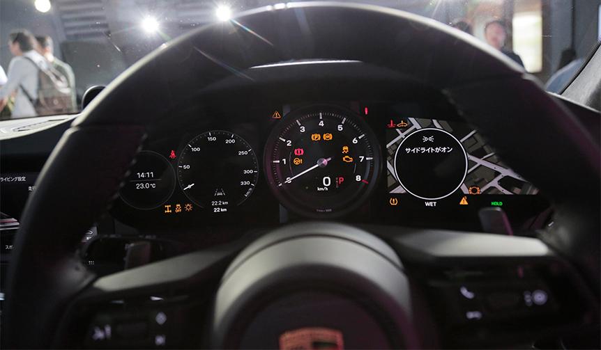 Porsche 911(Type992)|ポルシェ 911 (992型) 030