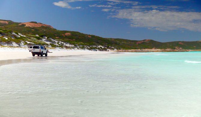 セルフドライブ 西オーストラリア
