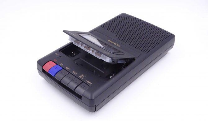 WINTECH ウィンテック テーププレイヤー レコーダー