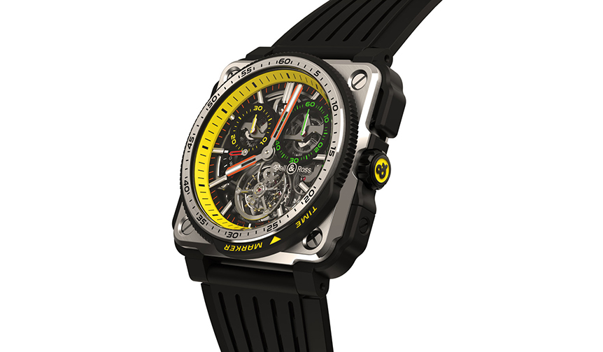 Bell&Ross BR-X1 TOURBILLON R.S.19