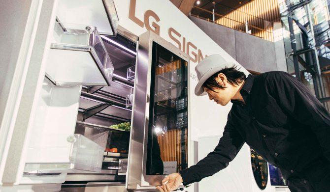 LG SIGNATURE LG シグネチャー