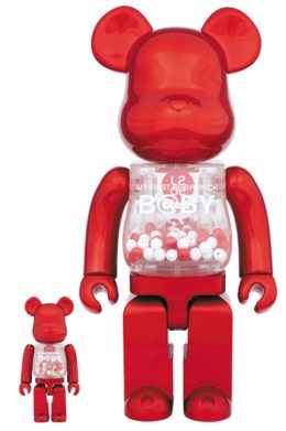 メディコム・トイ MY FIRST BE@RBRICK B@BY