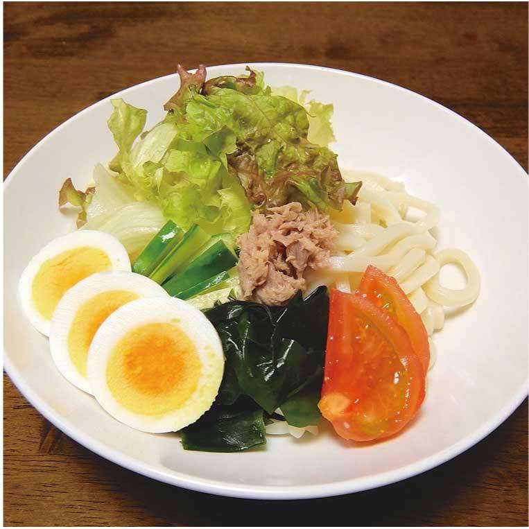 【食】夏場に調理が楽&さっぱり食べられる「冷たい麺」が人気。 家で作る30~40代、ヘルシーに外食したい20~30代(2017年9月号)