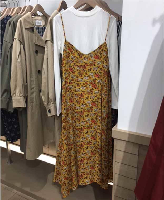 【ファッション】レトロ系が流行中! 20~30代は「ヴィンテージ風花柄」(2017年11月号)
