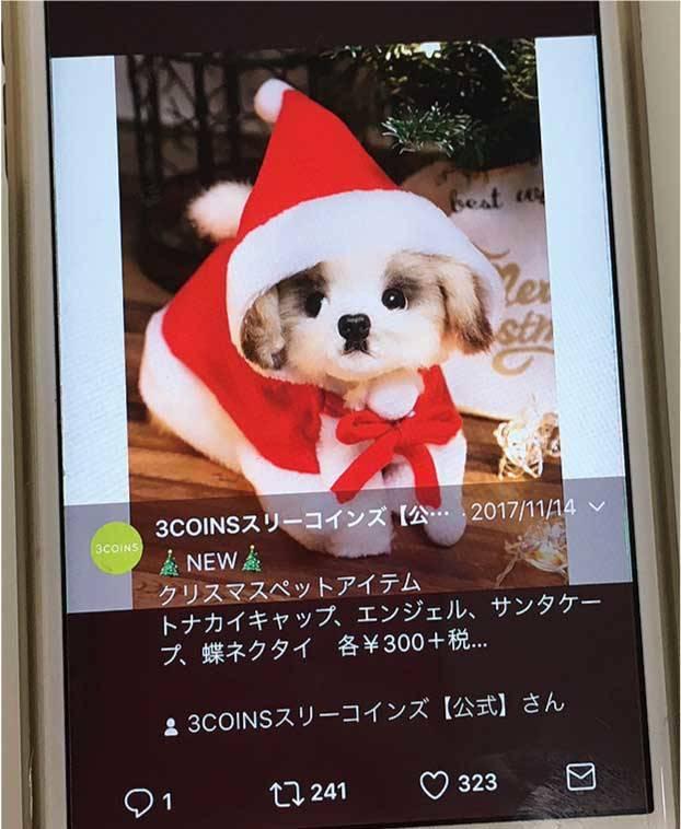 【学び・余暇】安くてかわい過ぎる!人気の「3COINSのペットグッズ」(2018年1月号)