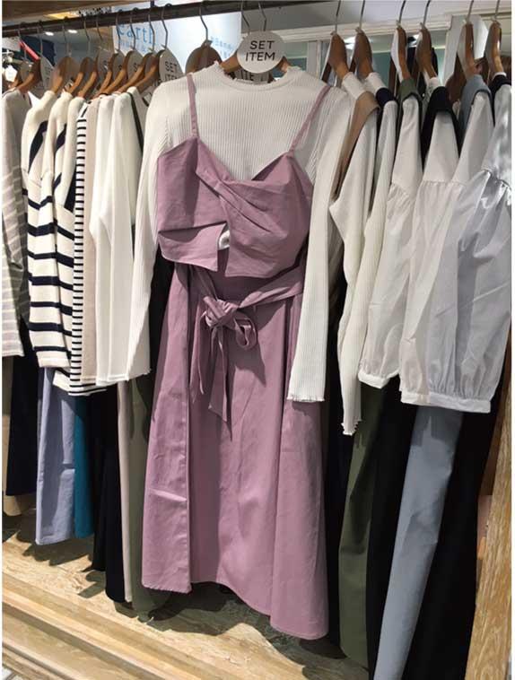 【ファッション】「ビスチェ」セットアップで大人キュートな印象に(2018年5月号)