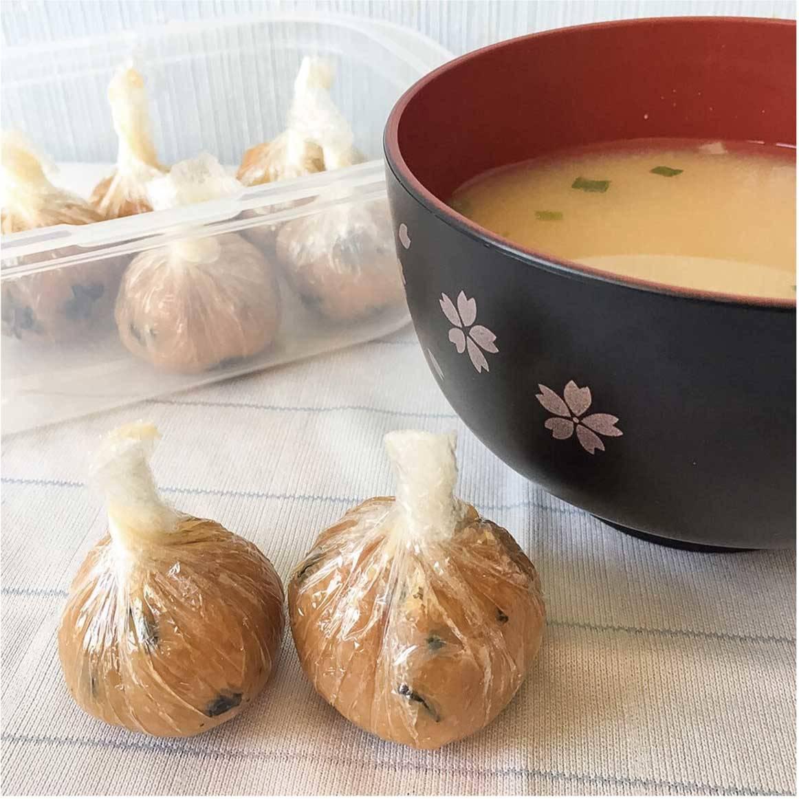 【健康】油を使わない味噌汁はダイエットにも人気。ラップに包んだ味噌玉は静かなブーム(2017年6月号)