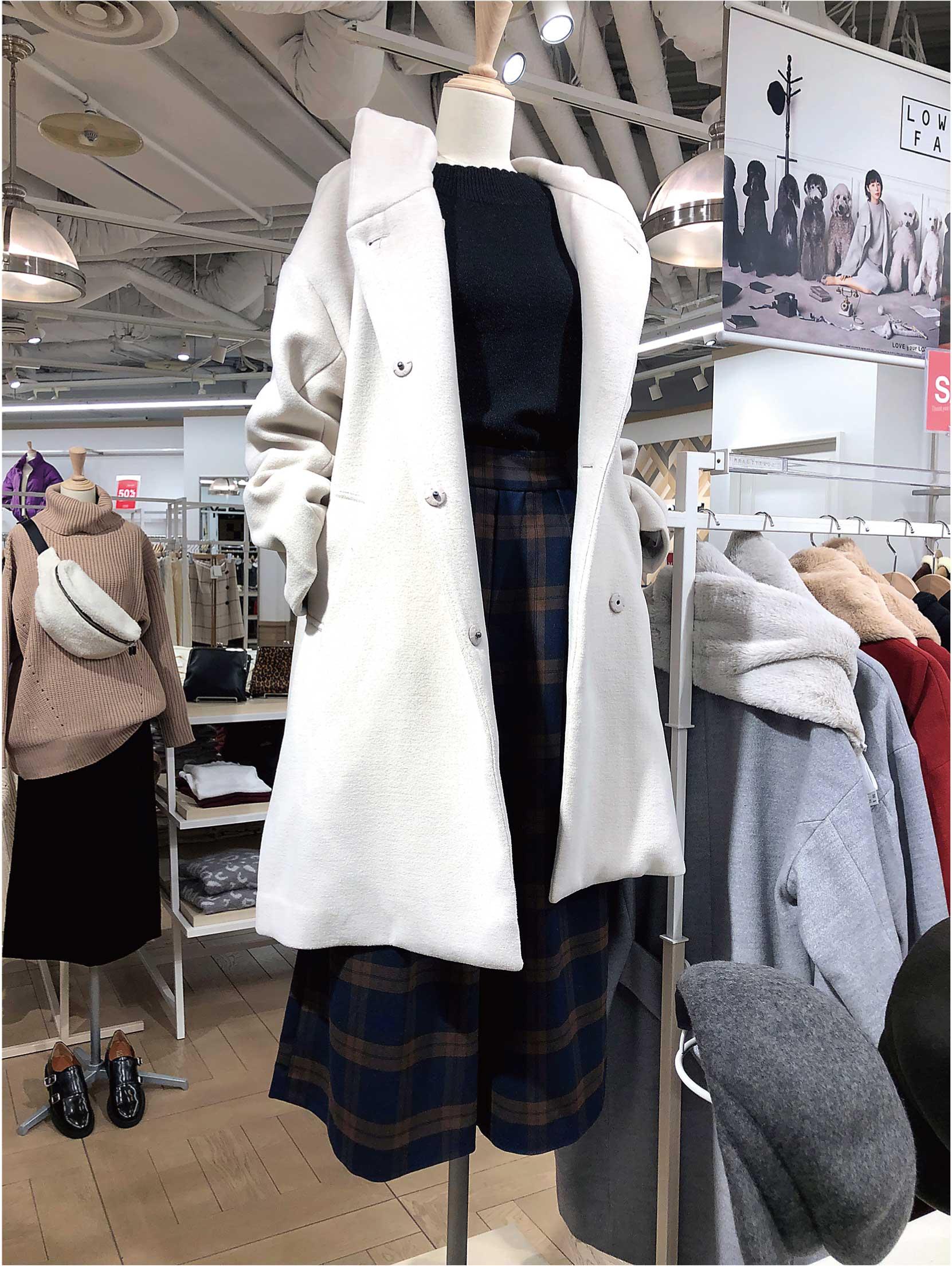 【ファッション】ゆるりと着つつバランスよく「ロング丈×ロング丈コーデ」(2019年2月号)