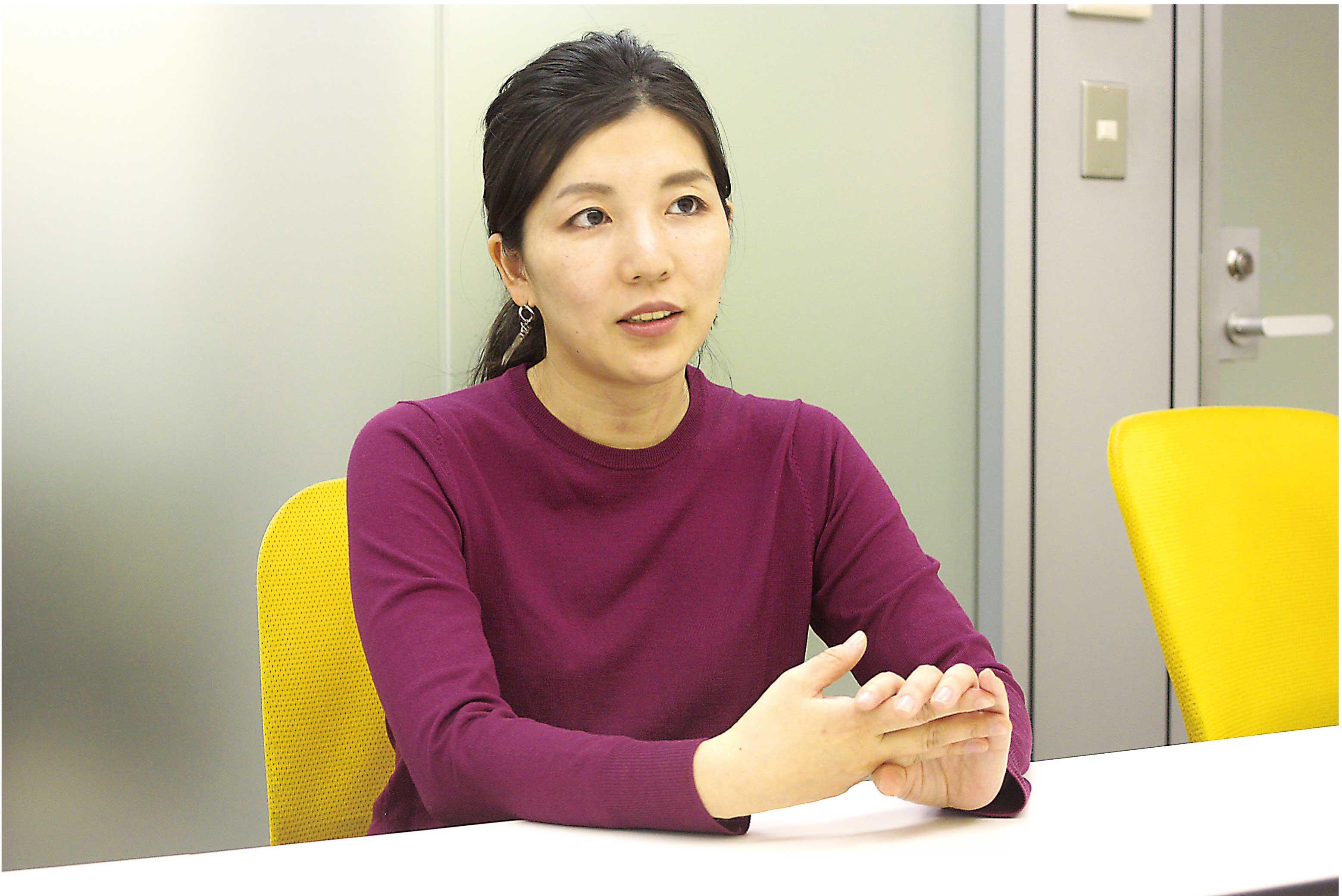 【マーケターインタビュー】ずっと長く働きたい。職種よりも条件を重視、働く女性の転職事情(2019年4月号)