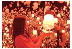 【STAFF ROOM】映像・音・光の技術を 駆使した、デジタル アートミュージアム(2019年3月号)