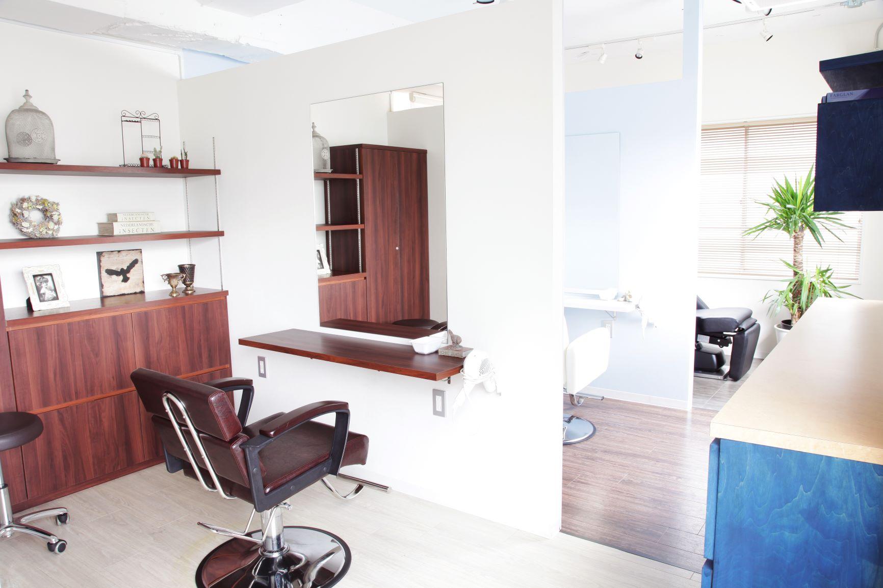 【特集】白髪をすてきにするシニア向けの美容室「えがお美容室」(2019年5月号)