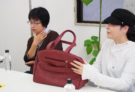 【座談会・アンケート】40~50代の通勤バッグ選び。丈夫&ポケット数が大切(2019年12月号)