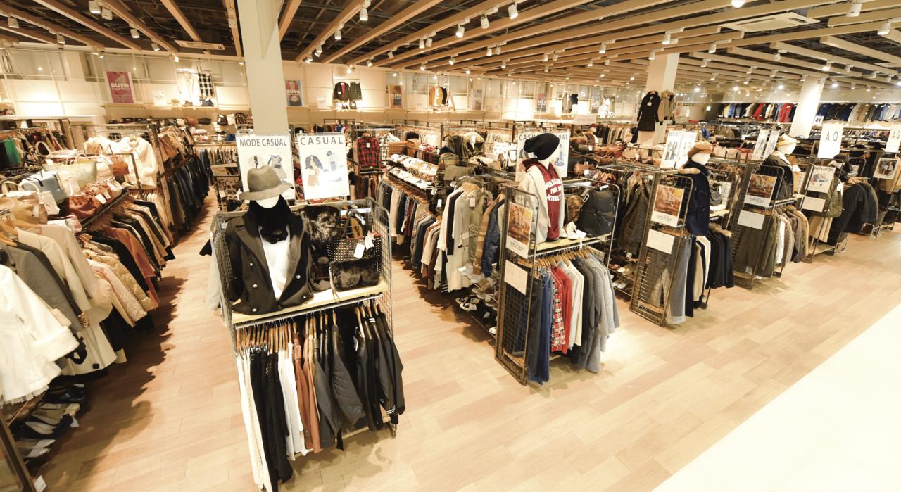 【特集】ネット商品数96万点、実店舗700店超えリユースショップが大人気女性客7割「セカンドストリート」(2021年1月号)