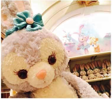 ステラ・ルーぬいぐるみ:4980円(税込・ディズニー)