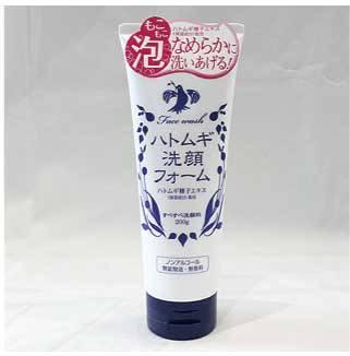 イヴ ハトムギ洗顔フォーム:431円(税込)