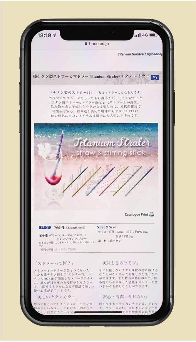 チタン ストラー:756円(税込・ホリエ)