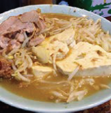 ラーメン豆腐(立川ましまし)