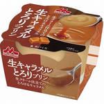日本便利商店必買最新甜點在這裡! 森永生焦糖濃稠布丁 入口即化超綿密~