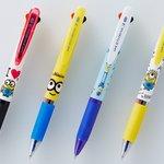 每天隨身的筆,就讓小小兵來幫妳提振心情♡!JETSTREAM國民溜溜筆 限定多色筆必收