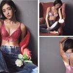 池田美優代言「AMOSTYLE BY Triumph」新內衣 完美胸線與腹肌讓人好羨慕