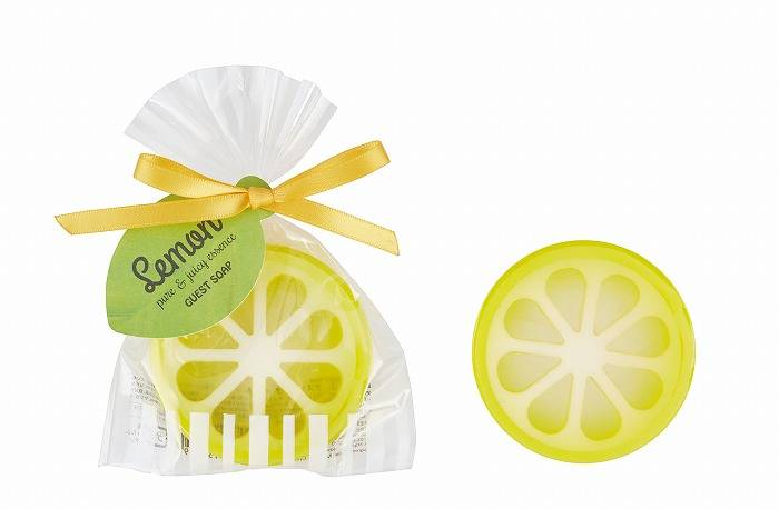 Lemon PJ 小香皂 日幣380元(未稅)