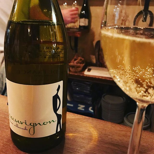 "winy on Instagram: ""Sauvignon 2016 / Hervé Villemade - Loire, France (Sauvignon Blanc) ソーヴィニョン 2016 / エルヴェ・ヴィルマード - フランス、ロワール(ソーヴィニョン・ブラン) #winy #winytokyo…"" (8578)"