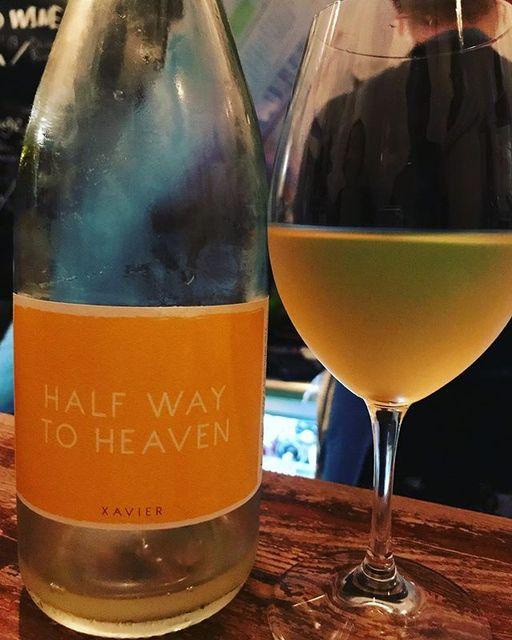 "winy on Instagram: ""Halfway to Heaven 2017 / Xavier Goodridge Wines (Xavier Goodridge)- Victoria, Australia (Fiano) ハーフウェイ・トゥ・ヘヴン 2017 /…"" (8611)"