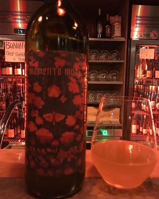 "winy on Instagram: ""Fistful of Flower 2017 / Momento Mori Wines (Dane Johns) - Heathcote, Australia (Moscato Giallo, Vermentino) フィストフル・オブ・フラワー 2017 /…"" (8622)"