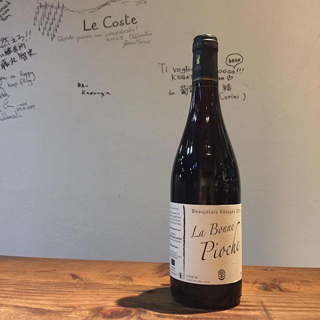 """Takuro Koga on Instagram: """"新入荷ワインのご紹介① 来ちゃいました、大好きな赤ワイン達が。。 僕にとって、 自然派の赤と言えばボジョレーのガメイでした。 ガメイに恋したガメラーは僕以外にも数知れず。。 ボジョレーのワインは色々と飲みましたが、 こちらのミッシェルギニエの造るそれは、…"""" (8659)"""