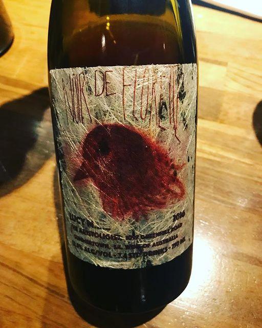 "winy on Instagram: ""Noir de Florette 2016 / Lucy Margaux (Anton van Klopper) - South Australia, Australia (Pinot Noir) ノワール・ド・フルーレット 2016 /…"" (9397)"